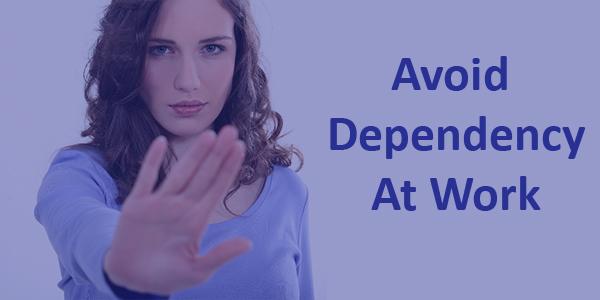 avoid dependency