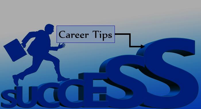career tips