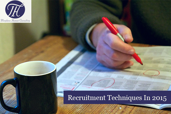 Recruitment Techniques In 2015