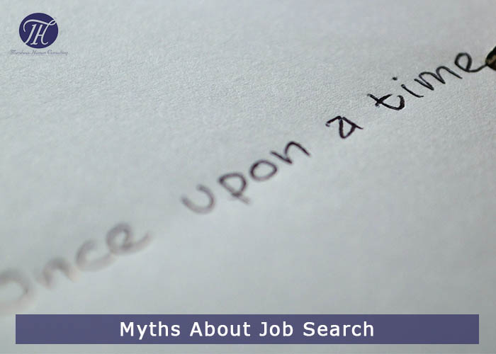 Myth about Job Search