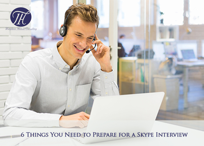 Things You Need to Prepare for a Skype Interview