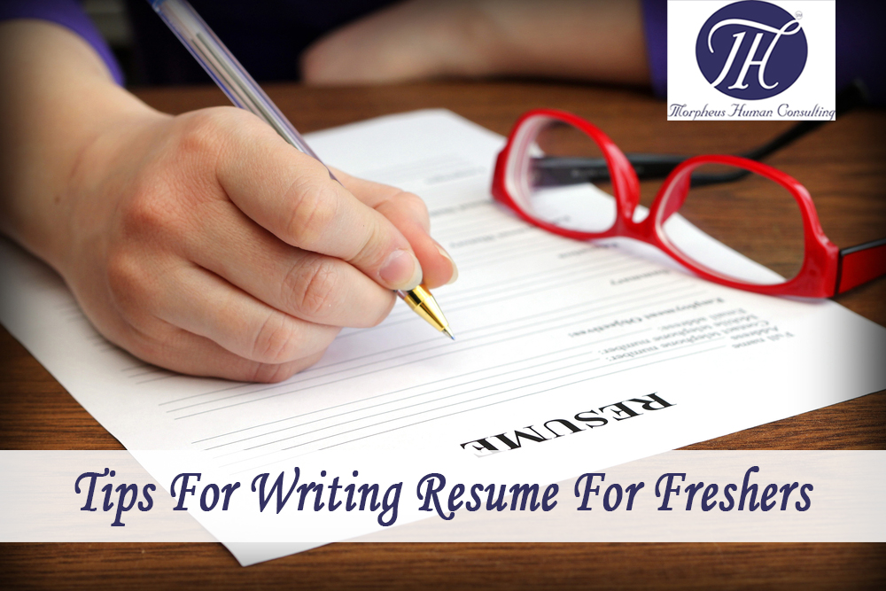 Writing Resume Specially For Freshers.Pre-plan your content for resume