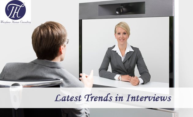 latest trends in interview