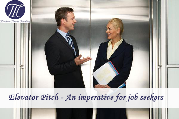 elevator pitch what is it and why every job seeker needs one