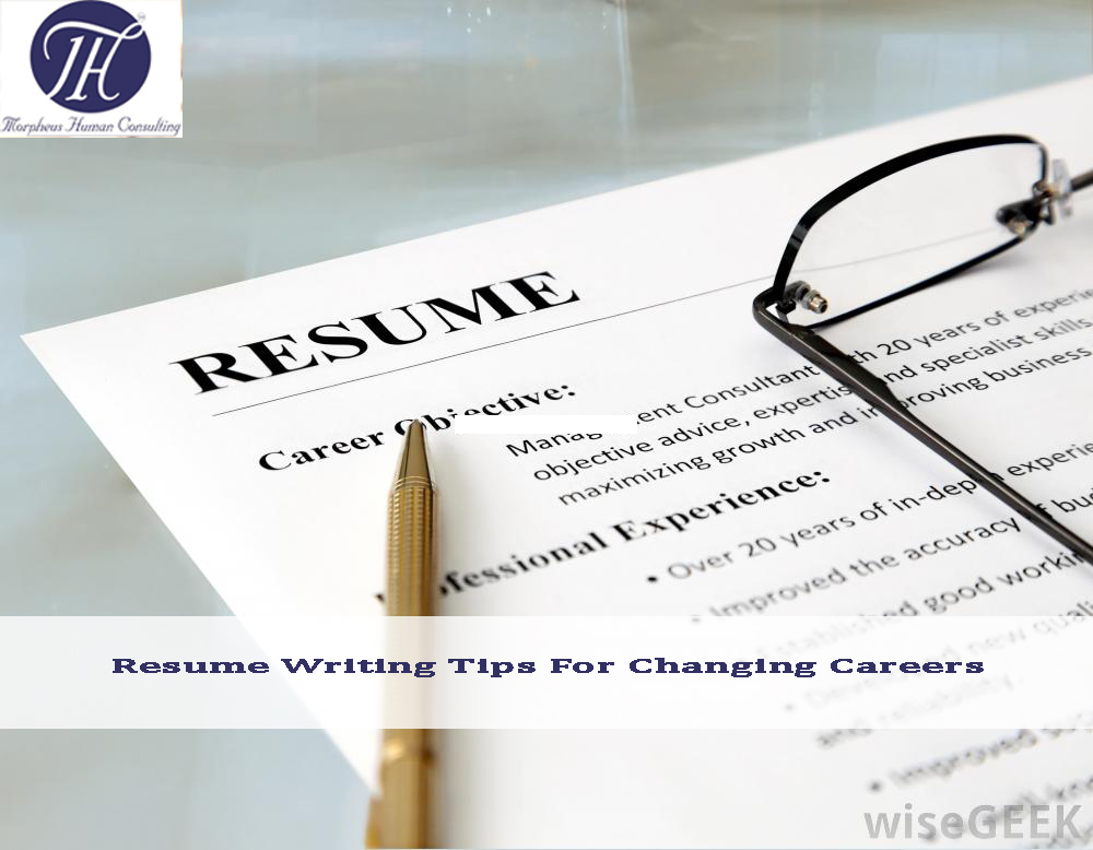 Theres No Question That Youll Need A Fresh Revamped Resume To Accompany Your Job Search In New Field And While Creating Isnt The Easiest