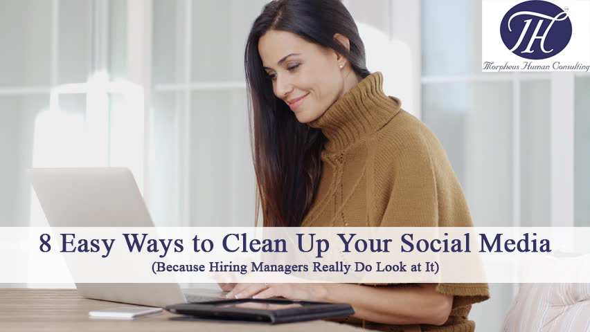 Top 8 ways to clean your online activity