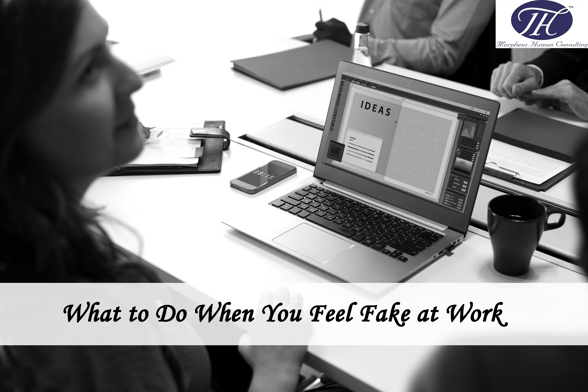 What to Do When You Feel Fake at Work (Because You're Just Not That Into it Anymore)