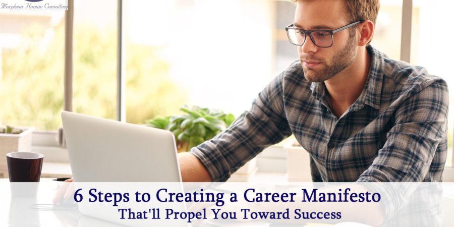 Career Manifesto